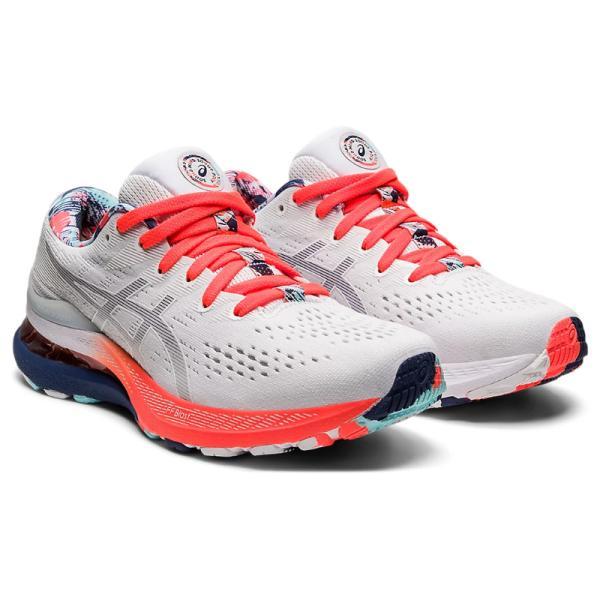 アシックス ゲルカヤノ28 GEL-KAYANO 28 ランニング マラソンシューズ 女性用