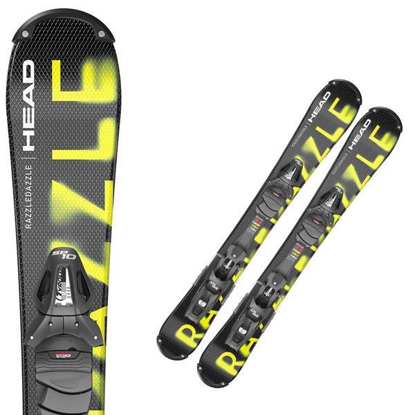 2020/2021モデル ヘッド スキーボード ファンスキー RAZZLE DAZZLE 金具セット