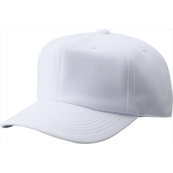 ZETT(ゼット) 野球 六方ニット練習用キャップ ホワイト