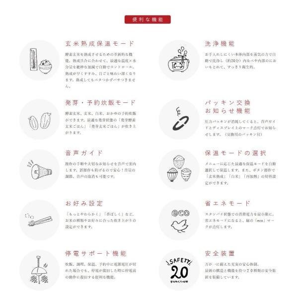 酵素玄米炊飯器「Labo炊飯器」|kasurinishida|08