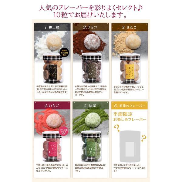 がらんの小石クッキー 16粒 個包装 アラカルト 詰め合わせ 卵不使用 サクサクほろろ 一口サイズ  ギフト クッキー プチギフト プレゼント kasyou-morin 03