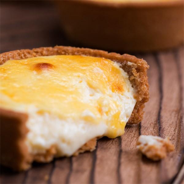 ギフト◆でぶのもとチーズタルト(お試し・こでぶサイズ直径7.5cm)◆サクとろ禁断のタルト チーズタルト チーズケーキ プチギフト 景品 2019|kasyou-morin|02