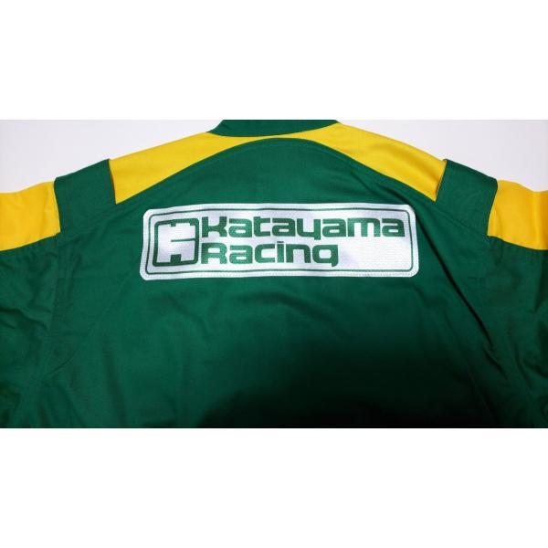 カタヤマレーシング つなぎ|katayamaracing|02