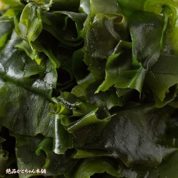 乾物 その他乾物 淡路島産 王様のわかめ 乾燥カットわかめ 40g 送料無料 塩蔵わかめ 乾燥 わかめ 雑穀米本舗|katochanhonpo|07