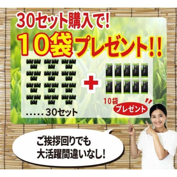 お茶 茶葉 日本茶 深むし茶 100g x10袋セット 送料無料 お茶の王国 静岡から 苦みの中に甘み お茶 日本茶 雑穀米本舗|katochanhonpo|10