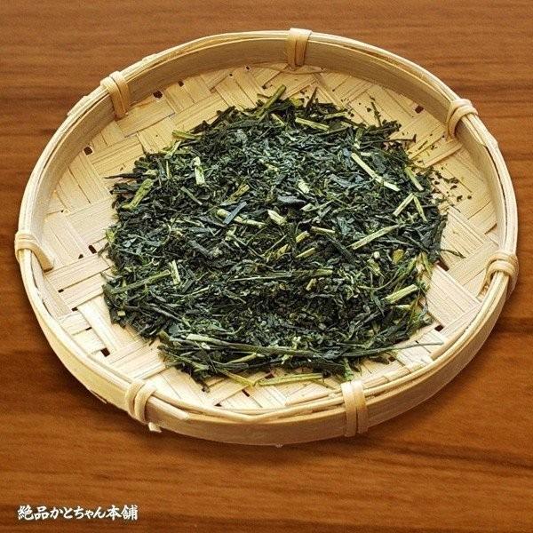 お茶 茶葉 日本茶 深むし茶 100g x3袋セット 送料無料 お茶の王国 静岡から 苦みの中に甘み お茶 日本茶 雑穀米本舗|katochanhonpo|15