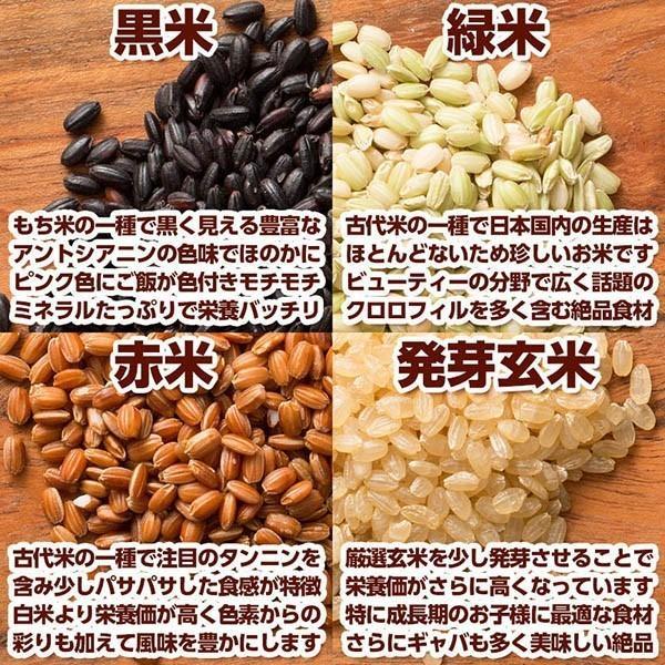 米 雑穀 雑穀米 国産 栄養満点23穀米 1kg(500g x2袋) 送料無料 国内産 もち麦 黒米 雑穀米本舗|katochanhonpo|08