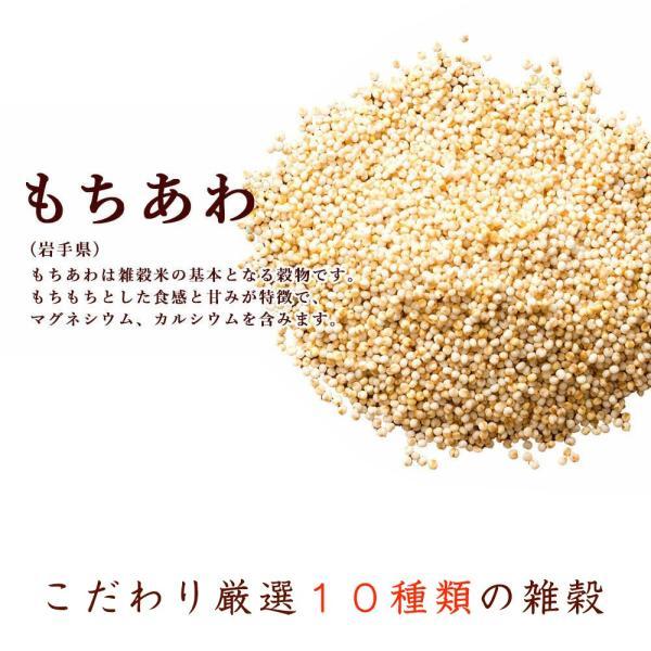 絶品秋の雑穀セール 胡麻香る本当に美味しい十穀米 1kg (500g x 2袋) 人気サイズ 厳選国産 送料無料 ポスト投函|katochanhonpo|14
