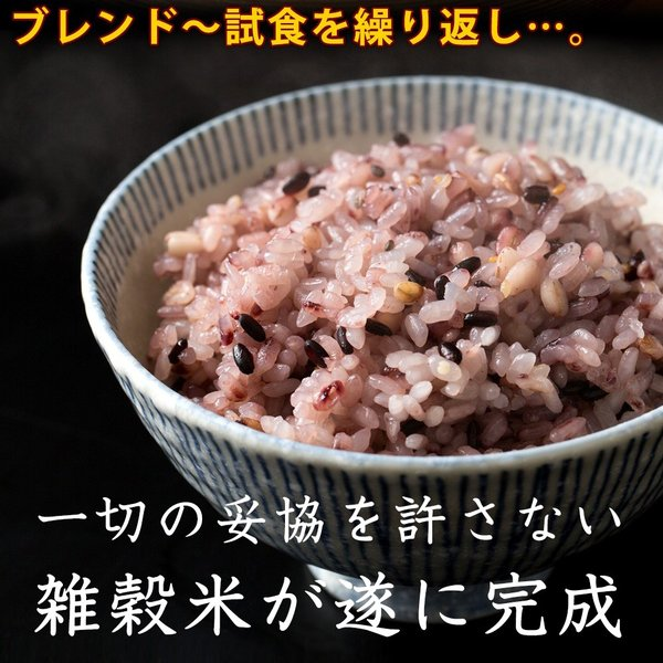 雑穀 胡麻香る本当に美味しい十穀米 1kg (500g×2袋) 国産 人気サイズ 送料無料|katochanhonpo|17
