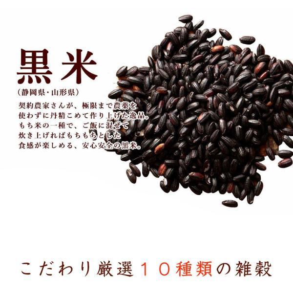 絶品秋の雑穀セール 胡麻香る本当に美味しい十穀米 1kg (500g x 2袋) 人気サイズ 厳選国産 送料無料 ポスト投函|katochanhonpo|06