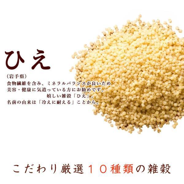 絶品秋の雑穀セール 胡麻香る本当に美味しい十穀米 1kg (500g x 2袋) 人気サイズ 厳選国産 送料無料 ポスト投函|katochanhonpo|08