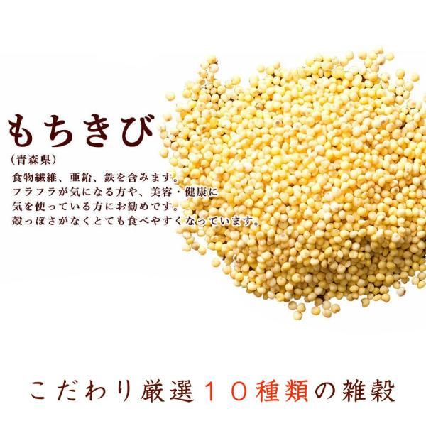 雑穀 胡麻香る本当に美味しい十穀米 1kg (500g×2袋) 国産 人気サイズ 送料無料|katochanhonpo|10
