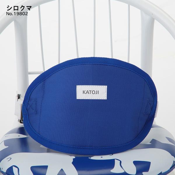 ベビーチェア|静かなパイプイス( チェアベルト付き )[ 選べる2柄 ] KATOJI( カトージ )|katoji|04