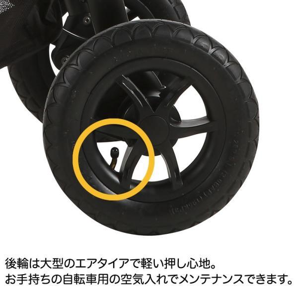 ベビーカー Joie 3輪タイプ LiteTraxAir 選べる2色 +ベビーシートJuva|katoji|03