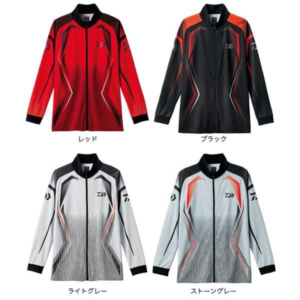ロングスリーブメッシュシャツ DE-75008 ダイワ (DAIWA)