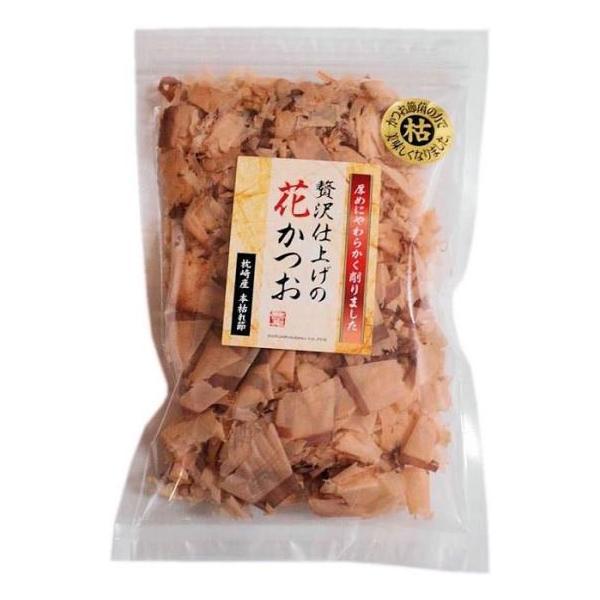 贅沢仕上げの花かつお 本枯れ節 60g (枕崎産 本枯れ鰹節 削り節 鰹工房)|katsuo