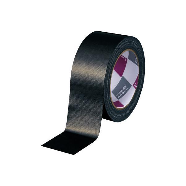 カウネット カラー布テープ 黒 1巻