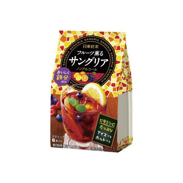 日東紅茶 フルーツ薫るサングリア スティックタイプ 10本入