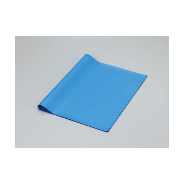 「カウコレ」プレミアム フラットファイル持ち運びカバー ブルー 1冊