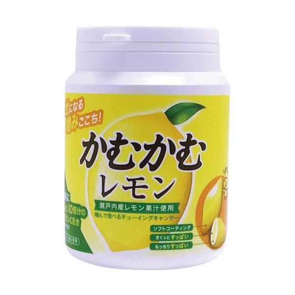 三菱食品 かむかむレモン ボトル 120g 3個