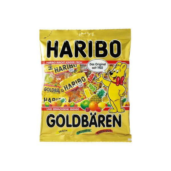 三菱食品 ハリボー ミニゴールドベア 250g×3