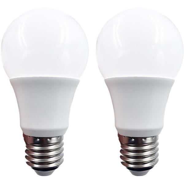LED電球 常夜灯 あかりセンサー付 電球色 暗くなると自動で点灯 明るくなると自動で消灯 450lm 口金E26 省エネ 長寿命(常夜灯5|kavutens|03