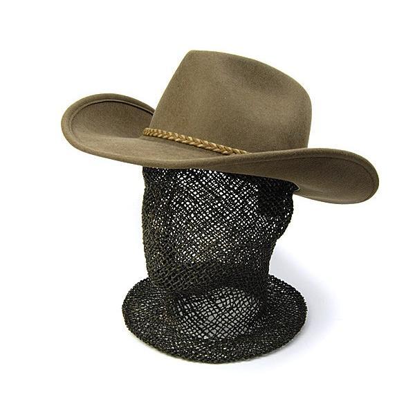 ... アメリカSTETSON ステットソン バッファローフエルトテンガロンハット RAWHIDE 大きいサイズの帽子アリ 小さいサイズあり ... a3ae71e4f55