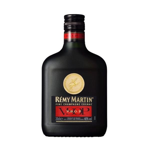 レミーマルタン VSOP フラスクボトル 200ml 40度 正規品 ブランデー コニャック 正規   正規代理店輸入品|kawachi