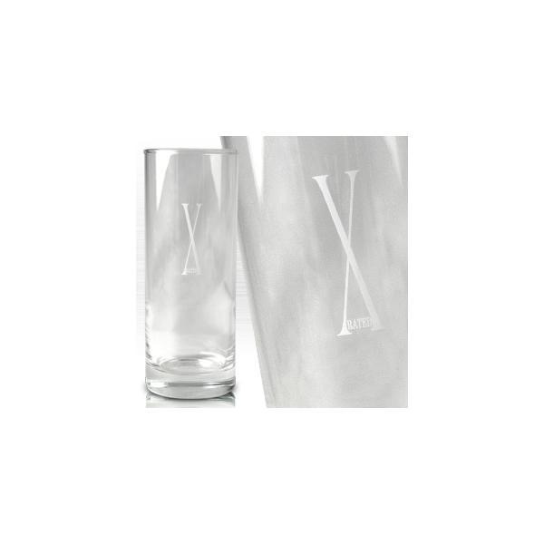 1個あたり99円  エックスレイテッド オリジナル ロゴ入り限定グラス 6個入セット リキュール リキュール種類|kawachi