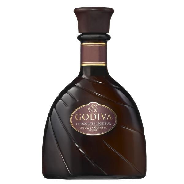 ゴディバ チョコレート リキュール 375ml ハーフボトル 375ml 15度|kawachi