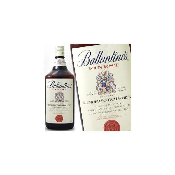 バランタイン ファイネスト BIG 1750ml 40度 正規(Ballantine`s Finest Big Whisky)|kawachi