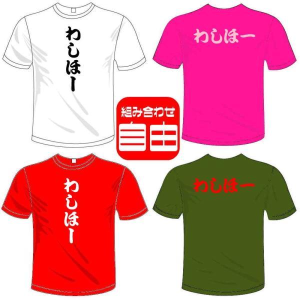 東北楽天ゴールデンイーグルス応援Tシャツ (5×6色) おもしろTシャツ わしほーTシャツ 送料無料 河内國製作所 kawachinokuni-s 02
