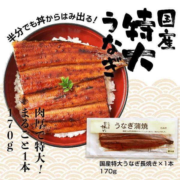 \今なら母の日用が選べる/国産 うなぎ 蒲焼き 3種お楽しみセット ウナギ 鰻 送料無料 プレゼント グルメ ギフト|kawaguchisuisan|04