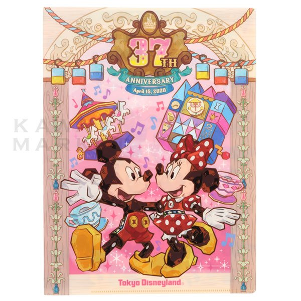 ディズニー 37 周年 グッズ 東京ディズニーランド37周年グッズはいつから発売?スマホケースはある...