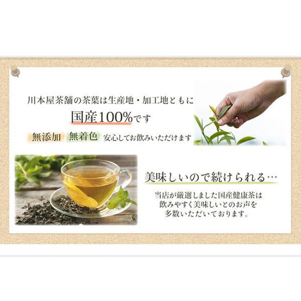 敬老の日 お中元 御中元 ギフト お茶 詰め合わせ 国産健康茶8種セット gift kawamotoya 07
