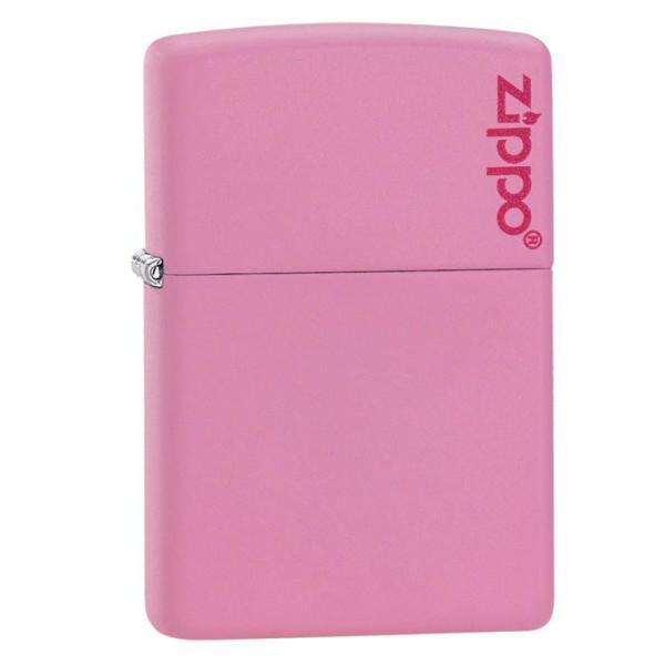 ジッポー ysd#238ZL ピンクマット 5面マット仕上げ オイルライター/送料無料