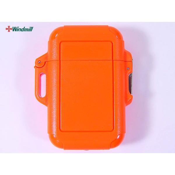ウインドミル ターボライター Zag ブレイズオレンジ(0034)x1個