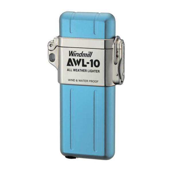 ウインドミル AWL-10 ターボライター ブルー/送料無料