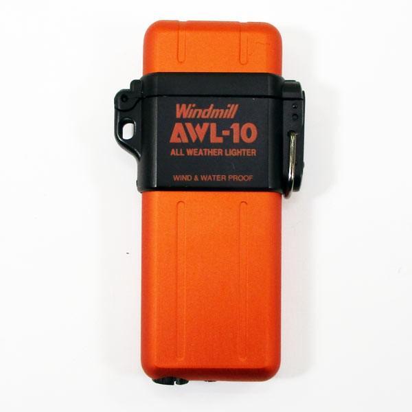 ウインドミル AWL-10 ターボライター オレンジ 3070044