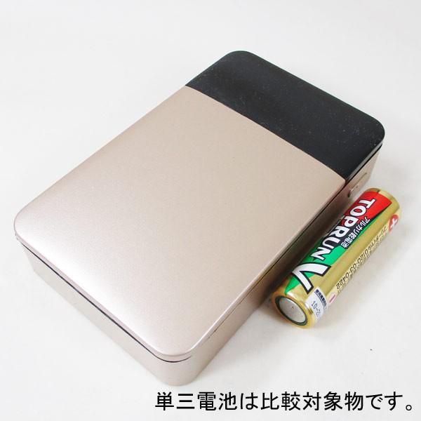 モバイルバッテリー 10000mAH USB出力5V 2.1A  PSEマーク有 GH-BTF100-GD 金 グリーンハウス/1197/送料無料メール便|kawanetjigyoubu