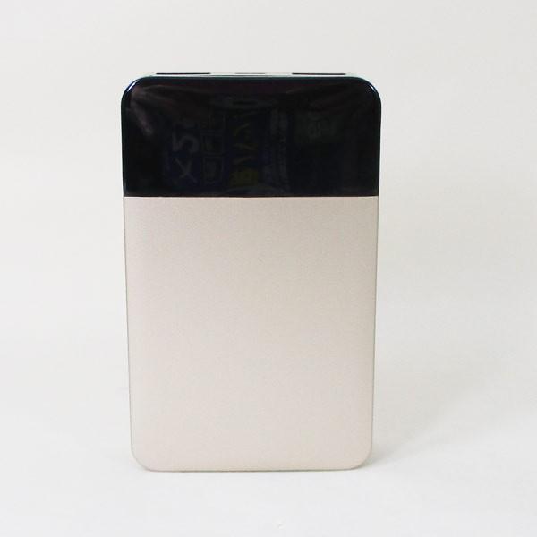 モバイルバッテリー 10000mAH USB出力5V 2.1A  PSEマーク有 GH-BTF100-GD 金 グリーンハウス/1197/送料無料メール便|kawanetjigyoubu|02