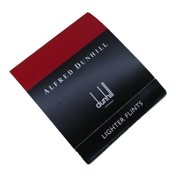 ダンヒル フリント ライター石(9個入り)赤/送料無料