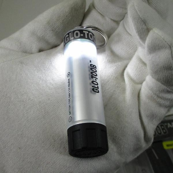 ネクストーチ GLO-TOOB グローチューブ LEDグローマーカー GT-AAA ブルーx1個/送料無料メール便 箱畳む ポイント消化