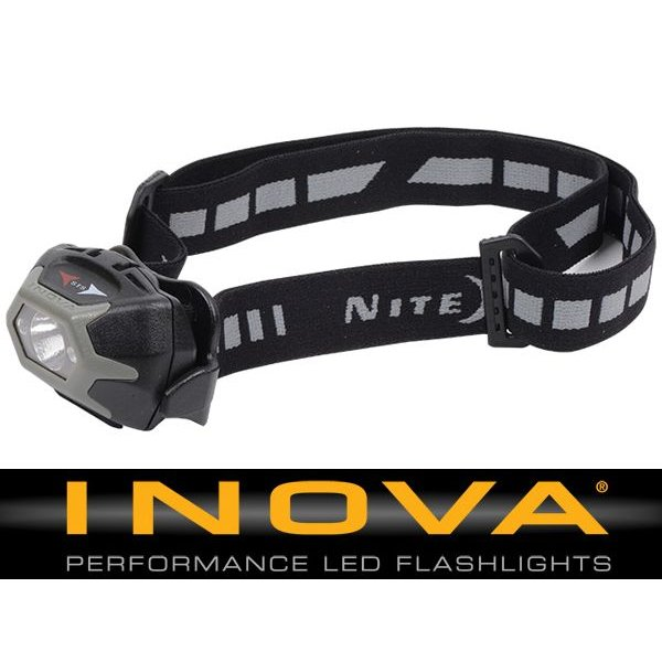 INOVA イノーバ LED ヘッドランプSTS CH  HLSA-09-R7