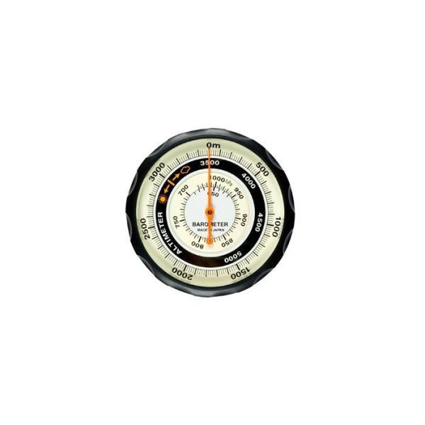 高度計 エバートラスト 気圧表示付高度計 No.610 日本製