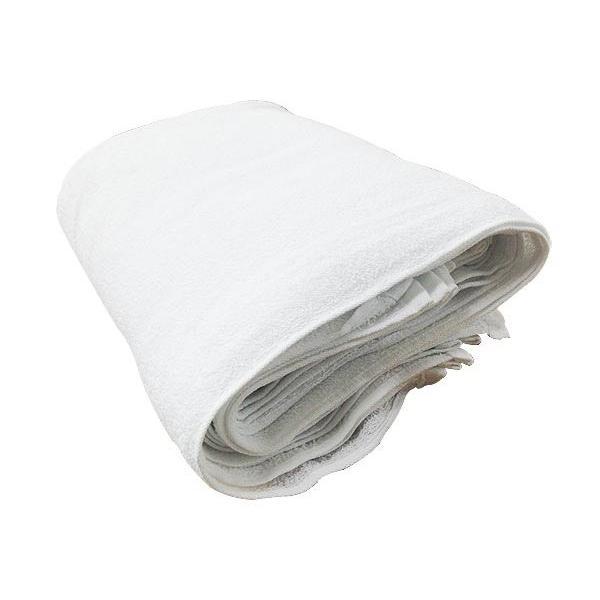 白タオル/200匁 無地x12枚セット/卸
