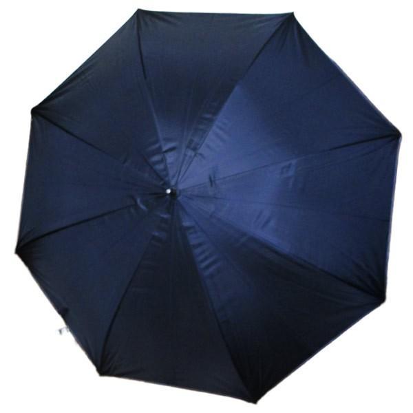 日傘 晴雨兼用傘 男女お使いいただける ジャンプ傘 グラスファイバー ブラック#672x1本/送料無料|kawanetjigyoubu|05