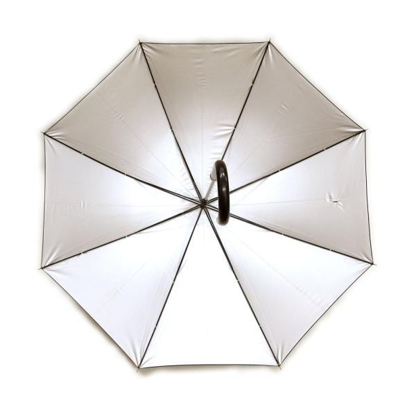 日傘 晴雨兼用傘 男女お使いいただける ジャンプ傘 グラスファイバー ブラック#672x1本/送料無料|kawanetjigyoubu|10
