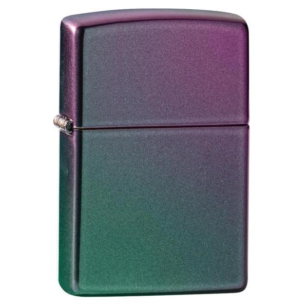 ジッポー オイルライター USAデザイン 虹色#49146&ギフトボックスセット
