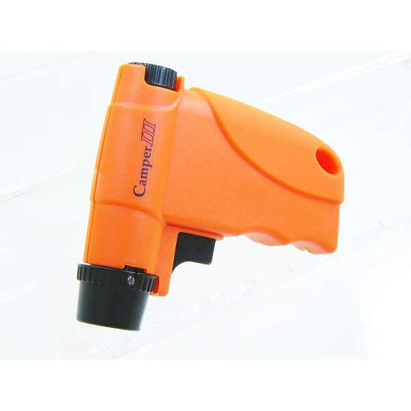 ウインドミル ターボライター キャンパー3(ガンタイプ ファイヤースターター)オレンジW14-0002